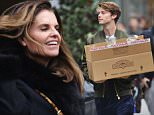 Picture Shows: Patrick Schwarzenegger, Maria Shriver  November 11, 2015\n \n TV personality Maria Shriver and her son Patrick Schwarzenegger spotted out buying lots of chocolate from the Rocky Mountain Chocolate Factory in Vancouver, Canada.\n \n Maria is in Vancouver to visit Patrick while he films 'Midnight Sun'. Maria is stepping out for the first time since turning 60 on November 6th. \n \n Exclusive - All Round\n UK RIGHTS ONLY\n \n Pictures by : FameFlynet UK © 2015\n Tel : +44 (0)20 3551 5049\n Email : info@fameflynet.uk.com