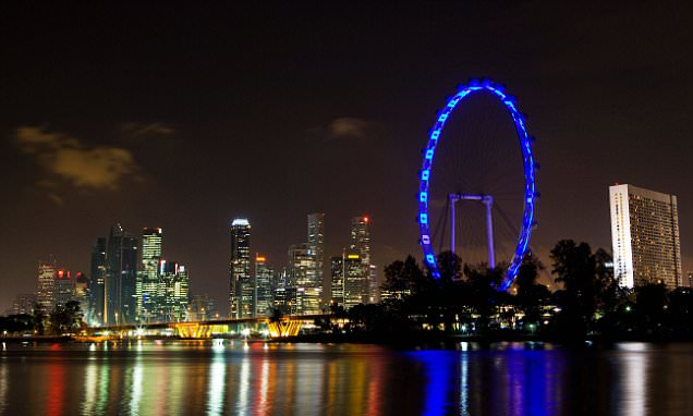 Singapore now offers best quality of life for British expats according to annual survey as