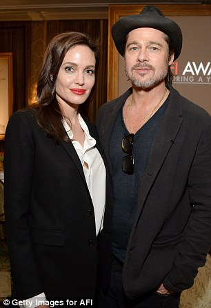 Brad Pitt and wife Angelina Jolie are also thought to have been invited