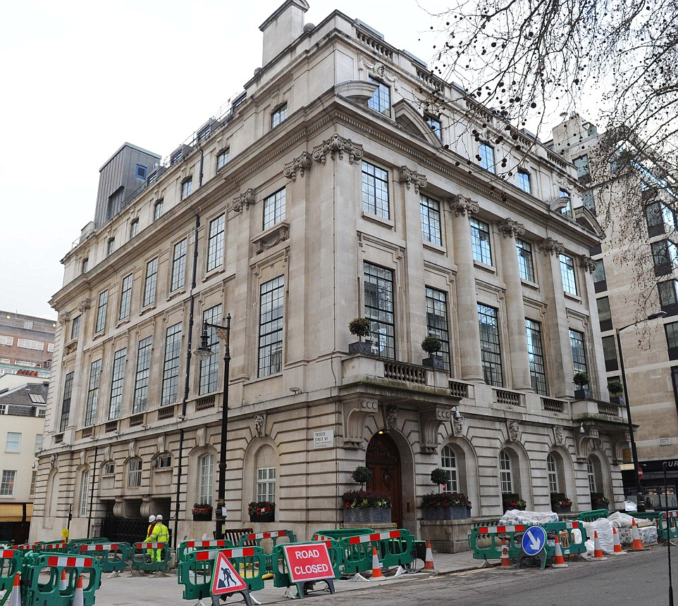 Sheikh Al Thani, who was at one point the deputy prime minister of Qatar, purchased this Curzon Street mansion for a staggering £37.5 million in 2006 using an offshore firm registered in Jersey to complete the deal