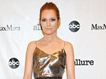 BEVERLY HILLS, CA - NOVEMBER 14:  Actress Darby Stanchfield attends 'MaxMara & Allure Celebrate ABC's #TGIT' at MaxMara on November 14, 2015 in Beverly Hills, California.  (Photo by Donato Sardella/Getty Images for Max Mara)