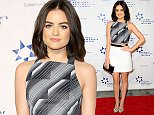 UNIVERSAL CITY, CA - NOVEMBER 12:  Singer/actress Lucy Hale attends Zimmer Children's Museum Discovery Award Dinner at The Globe Theatre on November 12, 2015 in Universal City, California.  (Photo by Allen Berezovsky/WireImage)
