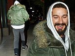 After spending the last three days watching all of his movies, Shia Laboeuf spend about half an hour posing for selfies and chatting with his fans. However, Shia decided to make a rather unconventional exit by running out of the building and sprinting into the streets of Soho.\n13 November 2015.\nPlease byline: Vantagenews.com