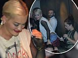"""EXCLUSIVE: Exclusive Rita Ora celebrate her Bambi Award in Berlin, Germany. She was honored for best international Artist. She was dancing in the club """"Bricks"""" until in the morning! \n\nPictured: Rita Ora\nRef: SPL1169991  131115   EXCLUSIVE\nPicture by: Karadshow / splashnews\n\nSplash News and Pictures\nLos Angeles: 310-821-2666\nNew York: 212-619-2666\nLondon: 870-934-2666\nphotodesk@splashnews.com\n"""