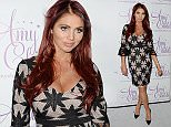 Amy Childs at Ideal Home Show at Christmas at EventCity Manchester\nFeaturing: Amy Childs\nWhere: Manchester, United Kingdom\nWhen: 14 Nov 2015\nCredit: Steve Searle/WENN.com