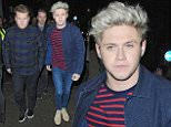 14 NOV 2015 - LONDON - UK\n*** EXCLUSIVE ALL ROUND PICTURES ***\nFUNNY MAN JAMES CORDEN AND ONE DIRECTION'S NIALL HORAN ENJOY A NIGHT OUT AT TAPE CLUB IN LONDON!\nBYLINE MUST READ : XPOSUREPHOTOS.COM\n***UK CLIENTS - PICTURES CONTAINING CHILDREN PLEASE PIXELATE FACE PRIOR TO PUBLICATION ***\nGERMAN CLIENTS PLEASE CALL TO AGREE FEE PRIOR TO PUBLICATION **UK CLIENTS MUST CALL PRIOR TO TV OR ONLINE USAGE PLEASE TELEPHONE  +44 208 344 2007**