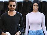 Kourtney Kardashian is seen leaving the Kardashian Studios in Los Angeles flaunting her curves in a skin tight shirt and denim jeans.\n\nPictured: Kourtney Kardashian\nRef: SPL1174906  131115  \nPicture by: JaX / Splash News\n\nSplash News and Pictures\nLos Angeles: 310-821-2666\nNew York: 212-619-2666\nLondon: 870-934-2666\nphotodesk@splashnews.com\n