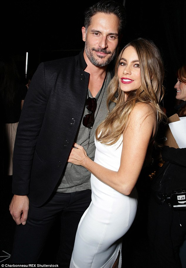 Whirlwind:He got Sofia Vergara to agree to marry him after a whirlwind romance and judging from this new picture of Joe , it's not hard to see why