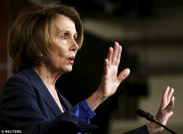 Nancy Pelosi, 75, remains the highest ranking female politician in American history