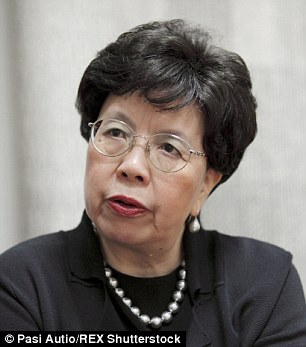 Margaret Chan has been in charge of the World Health Organisation since 2006