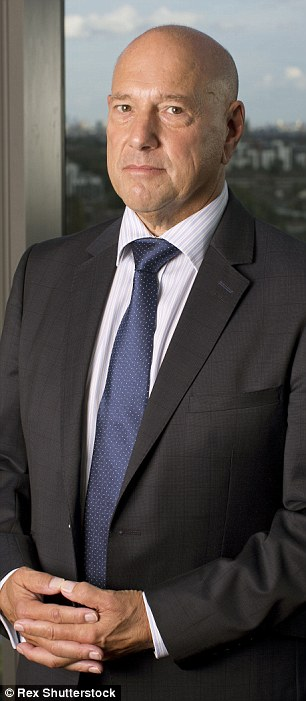 You're hired: Lord Sugar hired Claude after 25 years of working with him elsewhere