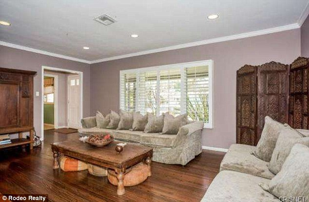 Amenities: The home has three bedrooms, two baths and a spacious living room