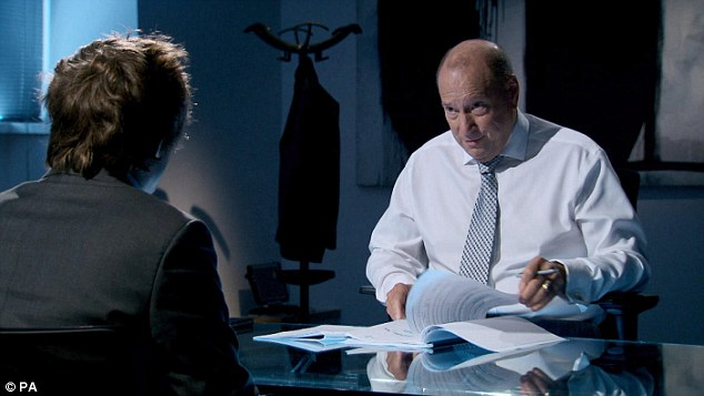 The interview: Claude has been known for his interrogation style in the interview rounds