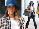 eURN: AD*188024794  Headline: Is Jessica Alba pregnant again? Caption: Jessica Alba  shops at A Pea In The Pod maternity store in Beverly Hills. Is she shopping for a friend or pregnant again? November 15, 2015. X17online.com Photographer: KMM-JFLAD-DAS/X17online.com  Loaded on 15/11/2015 at 23:30 Copyright:  Provider: KMM-JFLAD-DAS/X17online.com  Properties: RGB JPEG Image (21386K 1638K 13:1) 2434w x 2999h at 300 x 300 dpi  Routing: DM News : GeneralFeed (Miscellaneous) DM Showbiz : SHOWBIZ (Miscellaneous) DM Online : Online Previews (Miscellaneous), CMS Out (Miscellaneous)  Parking: