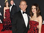 HOLLYWOOD, CA - NOVEMBER 14:  Actor Daniel Craig and actress Rachel Weisz attend the 7th annual Governors Awards at The Ray Dolby Ballroom at Hollywood & Highland Center on November 14, 2015 in Hollywood, California.  (Photo by Jason LaVeris/FilmMagic)