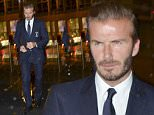 Picture Shows: David Beckham  November 15, 2015\n \n Celebrities arrive at Australasia restaurant in Manchester for the Unicef Charity Football Match after party. Guests included David Beckham, Emma Bunton, Liv Tyler and the class of '92.\n \n Non-Exclusive\n WORLDWIDE RIGHTS\n \n Pictures by : FameFlynet UK © 2015\n Tel : +44 (0)20 3551 5049\n Email : info@fameflynet.uk.com