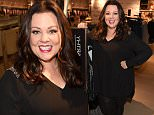 CULVER CITY, CA - NOVEMBER 12: Melissa McCarthy and Lane Bryant CEO Linda Heasley attend the debut of Melissa McCarthy's Seven7 holiday collection at Lane Bryant on November 12, 2015 in Culver City, California  (Photo by Jason Merritt/Getty Images for Lane Bryant)