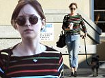 eURN: AD*187864629  Headline: EXCLUSIVE Dakota Johnson takes her beloved pooch to the vet Caption: *** Fee of £100 applies for subscription clients to use images before 22.00 on 141115 *** EXCLUSIVE ALLROUNDERActress Dakota Johnson spotted taking her dog to the Larchmont Animal Clinic in Los Angeles. The 'Fifty Shades Of Grey' left the clinic carrying medicine for her dog. Featuring: Dakota Johnson Where: Los Angeles, California, United States When: 13 Nov 2015 Credit: Cousart/JFXimages/WENN.com Photographer: JXA  Loaded on 14/11/2015 at 10:05 Copyright:  Provider: Cousart/JFXimages/WENN.com  Properties: RGB JPEG Image (6863K 929K 7.4:1) 1319w x 1776h at 72 x 72 dpi  Routing: DM News : GeneralFeed (Miscellaneous) DM Showbiz : SHOWBIZ (Miscellaneous) DM Online : Online Previews (Miscellaneous), CMS Out (Miscellaneous)  Parking: