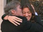geraldo rivera and daughter simone reunite in paris