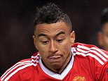 File Photo: Manchester United boss Louis van Gaal insists winger Jesse Lingard is not ready for a call up to the senior England squad. Manchester United's Jesse Lingard gets past the tackle from CSKA Moscow's Mario Fernandes ... Soccer - UEFA Champions League - Group B - Manchester United v CSKA Moscow - Old Trafford ... 03-11-2015 ... Manchester ... United Kingdom ... Photo credit should read: Mike Egerton/EMPICS Sport. Unique Reference No. 24642575 ...