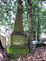 Memorial for a Bank Manager - geograph.org.uk - 1651565.jpg