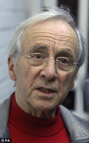 Andrew Sachs was said to be very upset afterBrand and Ross made obscene comments on his voicemail during Brand's radio show