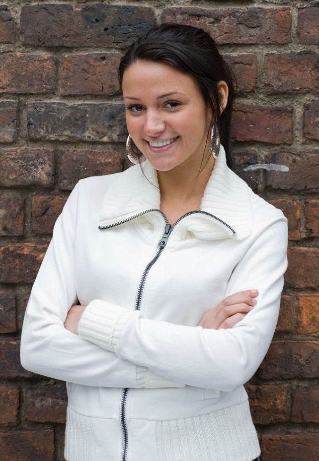 Michelle, who hails from Stockport, Greater Manchester, landed the role of Tina McIntyre in Coronation Street back in 2007, which was the start of her dazzling career