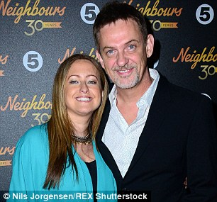 Matthew Wright is involved in a dispute with his neighbour's who are planning to build a roof extension near his North London home