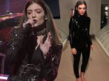 """SATURDAY NIGHT LIVE -- """"Elizabeth Banks"""" Episode 1688 -- Pictured: Musical guest Disclosure performs with Lorde on November 14, 2015 -- (Photo by: Dana Edelson/NBC/NBCU Photo Bank via Getty Images)"""