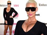 eURN: AD*188034440  Headline: VH1 Big In 2015 With Entertainment Weekly Awards - Arrivals Caption: WEST HOLLYWOOD, CA - NOVEMBER 15:  Model Amber Rose attends VH1 Big In 2015 With Entertainment Weekly Awards at Pacific Design Center on November 15, 2015 in West Hollywood, California.  (Photo by Steve Granitz/WireImage) Photographer: Steve Granitz  Loaded on 16/11/2015 at 03:49 Copyright: WIREIMAGE Provider: WireImage  Properties: RGB JPEG Image (40931K 2402K 17:1) 3080w x 4536h at 300 x 300 dpi  Routing: DM News : GroupFeeds (Comms), GeneralFeed (Miscellaneous) DM Showbiz : SHOWBIZ (Miscellaneous) DM Online : Online Previews (Miscellaneous), CMS Out (Miscellaneous)  Parking:
