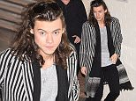 One Direction seen leaving Fountain Studios in London after performing on  X Factor. Harry Styles, Niall Horan, Louis Tomlinson and Liam Payne were all seen leaving the studios following their performance.   Pictured: Harry Styles Ref: SPL1177529  151115   Picture by: Harris/Splash News  Splash News and Pictures Los Angeles: 310-821-2666 New York: 212-619-2666 London: 870-934-2666 photodesk@splashnews.com