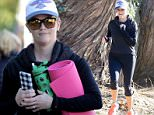 Picture Shows: Reese Witherspoon  November 17, 2015\n \n Actress and busy mom Reese Witherspoon is seen leaving a yoga class in Brentwood, California. Reese looked pleased after finishing her morning workout.\n \n Non-Exclusive\n UK Rights Only\n \n Pictures by : FameFlynet UK © 2015\n Tel : +44 (0)20 3551 5049\n Email : info@fameflynet.uk.com