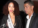 Cristiano Ronaldo arrives at The Century club last night to have dinner with Alex Ferguson and friends including Ronaldo's mother and son. At midnight his security went to collect two women and brought them to the party.At 3am the girls leave the party and head back to the Soho hotel where Ronaldo is staying. He arrived a few minutes behind them..\n\nPics: Greg Brennan 07930877317