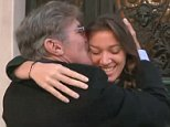 geraldo rivera and daughter simone reunite in paris