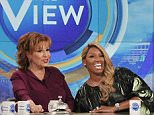 """THE VIEW - Nene Leakes is the guest on """"THE VIEW,"""" 11/17/15 (11:00 a.m. - 12:00 noon, ET) airing on the ABC Television Network.  \n(ABC/ Lou Rocco)\nWHOOPI GOLDBERG, CANDACE CAMERON BURE, JOY BEHAR, NENE LEAKES, RAVEN-SYMONE"""