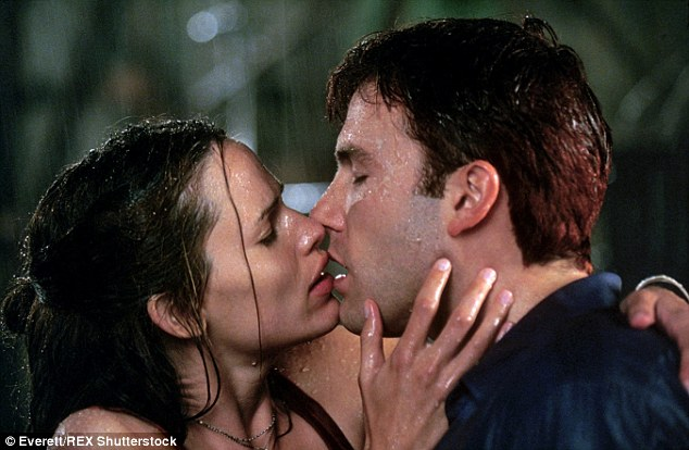 On-screen turned real-life romance: The pair fellin love during the filming of 2003's Daredevil, were married in June 2005 while the actress was already pregnant with Violet