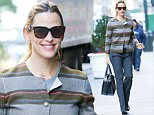 Jennifer Garner spotted out and about in a business chic look, while heading to a business meetings in New York City.\n\nPictured: Jennifer Garner\nRef: SPL1178806  171115  \nPicture by: Felipe Ramales / Splash News\n\nSplash News and Pictures\nLos Angeles: 310-821-2666\nNew York: 212-619-2666\nLondon: 870-934-2666\nphotodesk@splashnews.com\n