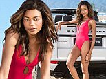 Naomie Harris showcases the new Range Rover Evoque Convertible in Santa Monica ahead of its official world debut at LA Motor Show11.jpeg