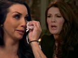 """BEVERLY HILLS, CA:  November 16, 2015 ñ Vanderpump Rules\nScheana and Katie bust new employee Lala for lying about a modeling job in Italy. Jax and James compete for Lala's attentions. Scheana discovers her husband has been keeping secrets. Tom Schwartz takes a bit step in the direction of commitment. \nBest known as one of The Real Housewives of Beverly Hills, Lisa Vanderpump opens the salacious kitchen doors of her exclusive Hollywood restaurant and lounge, SUR. Declaring it the sexiest establishment she's ever owned and the place you take your mistress, Lisa rules over her lively and mischievous staff with a platinum fist. \nStaring: Lisa Vanderpump, Stassi Schroeder, Scheana Marie, Jax Taylor, Tom Sandoval, Kristen Doute, and Katie Maloney\nPhotograph:©BRAVO """"Disclaimer: CM does not claim any Copyright or License in the attached material. Any downloading fees charged by CM are for its services only, and do not, nor are they intended to convey to the user any Copyright or License i"""