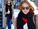Mandatory Credit: Photo by Buzz Foto/REX Shutterstock (5369737l)\n Emma Stone\n Emma Stone out and about, New York, America - 15 Nov 2015\n \n