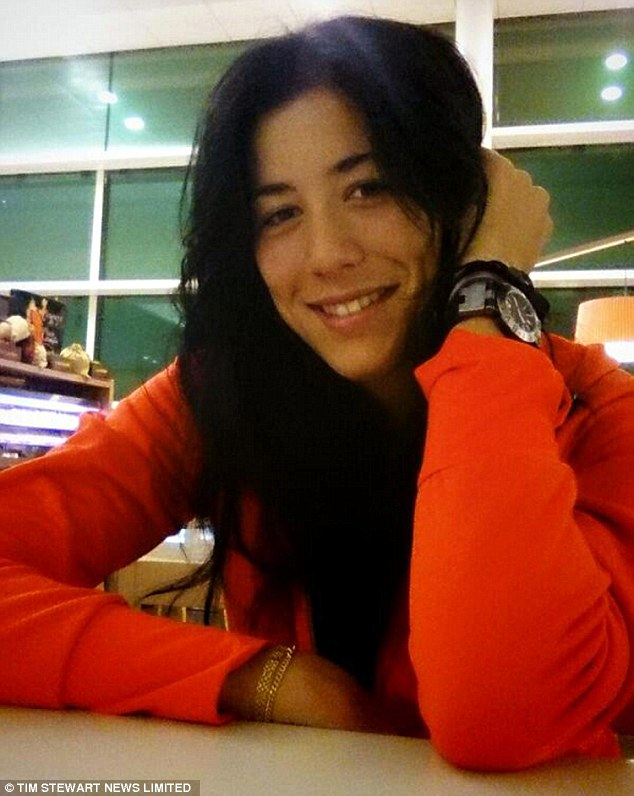 Dining alone: Garbine wishes the women on the tennis circuit could be more friendly with one another