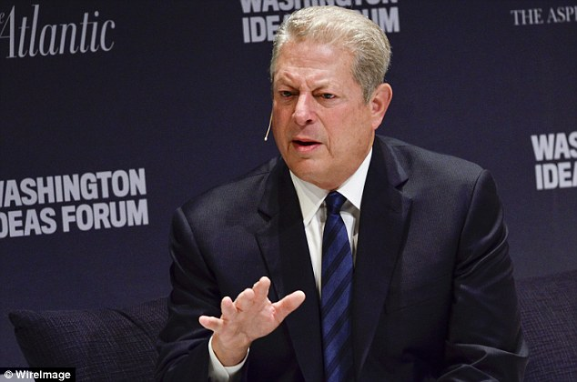 A Salon.com writer thought Gore was the best positioned Democrat to take the White House as Hillary Clinton's poll number sink, Joe Biden grieves and Bernie Sanders lacks widespread appeal