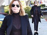 eURN: AD*188229911  Headline: Ellen Pompeo Is Out And About Running Errands in a See thru Shirt Caption: Ellen Pompeo Is Out And About Running Errands in a See thru Shirt Which is exposing her bra in West Hollywood  Pictured: Ellen Pompeo Ref: SPL1178902  171115   Picture by: Photographer Group / Splash News  Splash News and Pictures Los Angeles: 310-821-2666 New York: 212-619-2666 London: 870-934-2666 photodesk@splashnews.com  Photographer: Photographer Group / Splash News Loaded on 17/11/2015 at 21:40 Copyright: Splash News Provider: Photographer Group / Splash News  Properties: RGB JPEG Image (23979K 889K 27:1) 2110w x 3879h at 72 x 72 dpi  Routing: DM News : GroupFeeds (Comms), GeneralFeed (Miscellaneous) DM Showbiz : SHOWBIZ (Miscellaneous) DM Online : Online Previews (Miscellaneous), CMS Out (Miscellaneous)  Parking: