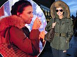 Picture Shows: Lucy Mecklenburgh  November 18, 2015    British TV personality and former 'TOWIE' star Lucy Mecklenburgh seen drinking mulled wine with a friend at the Christmas Market in Glasgow, Scotland, UK.    Earlier in the day, Lucy made an appearance at a JD Sports store in the city centre.    Exclusive All Rounder  WORLDWIDE RIGHTS  FameFlynet UK © 2015  Tel : +44 (0)20 3551 5049  Email : info@fameflynet.uk.com