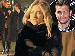 Picture Shows: Maria Sharapova  November 18, 2015    Tennis star Maria Sharapova is spotted out on a date with a mystery man in New York City, New York. The pair looked happy together, and the mystery man even stopped to move the hair out of Maria's face as she rubbed her eyes.     Exclusive All Rounder  UK RIGHTS ONLY  Pictures by : FameFlynet UK © 2015  Tel : +44 (0)20 3551 5049  Email : info@fameflynet.uk.com
