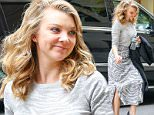 Natalie Dormer spotted out and about in New York City\n\nPictured: Natalie Dormer\nRef: SPL1180918  191115  \nPicture by: Felipe Ramales / Splash News\n\nSplash News and Pictures\nLos Angeles: 310-821-2666\nNew York: 212-619-2666\nLondon: 870-934-2666\nphotodesk@splashnews.com\n