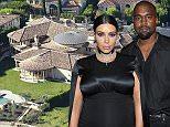 January 8, 2013: Kim Kardashian and Kayne West purchase an $11 million mansion in the affluent Bel Air neighborhood of Los Angeles, California. Mandatory Credit: Karl Larsen/INFphoto.com  Ref: infusla-52|sp|