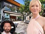 Cate Blanchett and Hugh Jackman