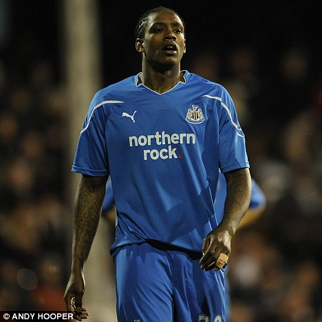 Charged: Nile Ranger will appear before Newcastle Magistrates' Court