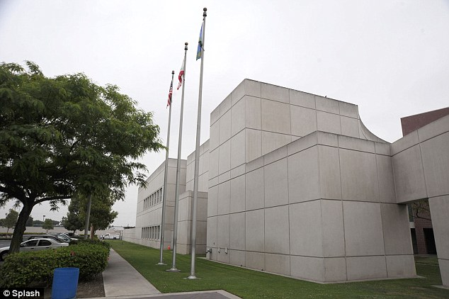 Home from home: Lynwood Regional Justice Center where Lindsay has served jail time in the past